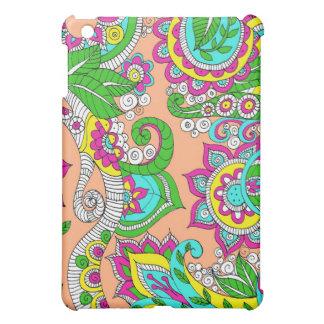 Paisley floral coque pour iPad mini