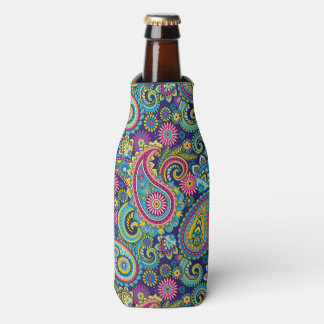 Paisley-Muster-Flasche Coozy