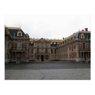 Palast von Versailles-Postkarte Postkarte