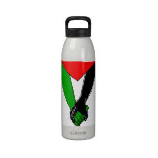 Palästina - Wasser-Flasche