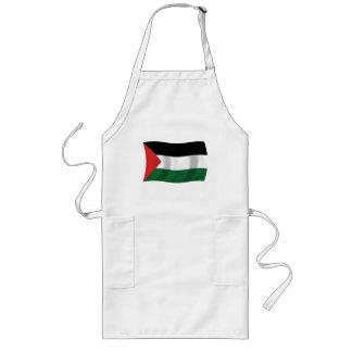Palestinian- Authorityflaggen-Schürze Lange Schürze