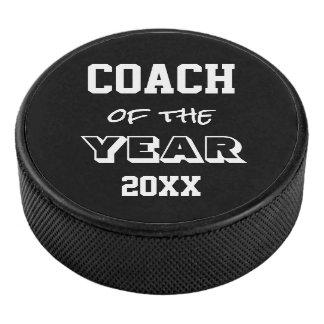 Palet De Hockey Entraîneur de l'année