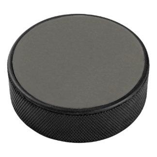 Palet De Hockey Le blanc de modèle ajoutent le logo de photo