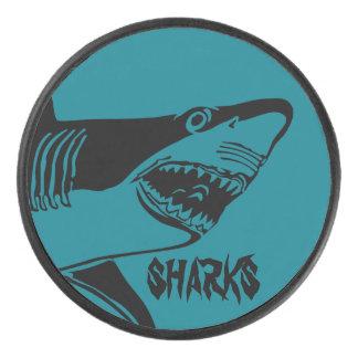 Palet De Hockey Morsure de requins