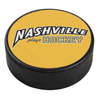 Palet De Hockey Nashville joue le galet d'hockey