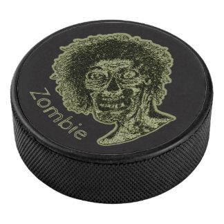 Palet De Hockey Zombi - vert