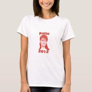 Palin 2012 (Wink) Damenbaby - Puppent-stück T-Shirt