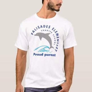 Palisades-grundlegende Charter-Schule T-Shirt