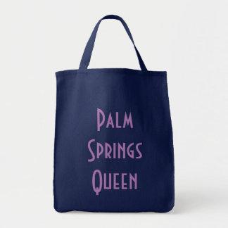 Palm- Springkönigin-Lebensmittelgeschäft-Tasche Tragetasche