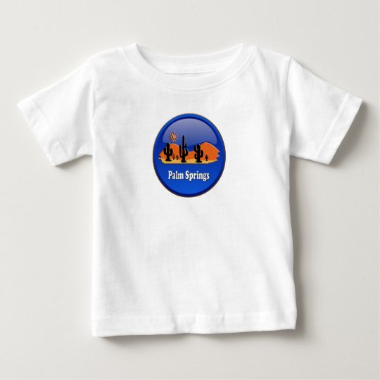 Palm Springs Baby T-shirt