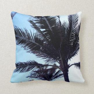 Palm tree kissen