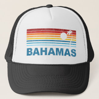 Palme Bahamas Truckerkappe