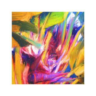 Palme, die 03 malt leinwanddruck