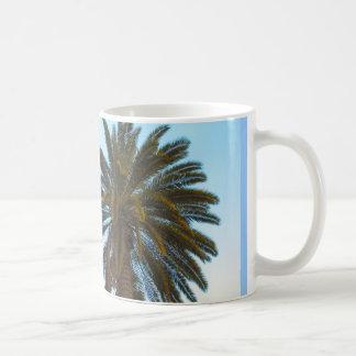 Palme Kaffeetasse
