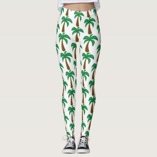 Palm Tree - Custom Leggings