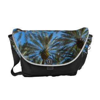 Palme-Regenschirm Kurier Tasche