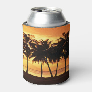 Palme-Tagtraum kann cooler Dosenkühler