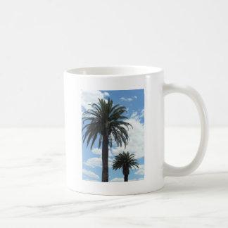 Palmen Kaffeetasse
