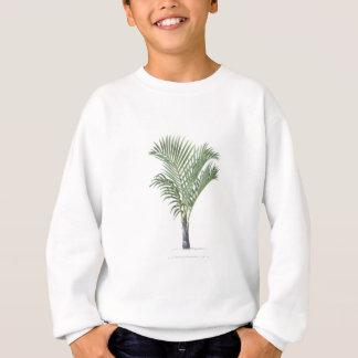 Palmenillustrations-Reihe - Platte 2 Sweatshirt