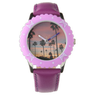 Palmeuhr Uhr