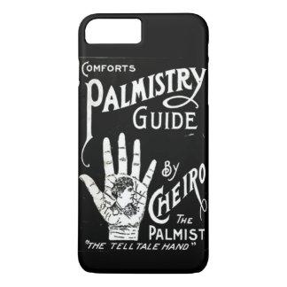 Palmistry-Führer iPhone 7 Plusfall iPhone 8 Plus/7 Plus Hülle