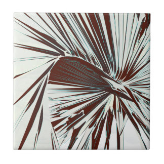 Palmwedel Keramikfliese