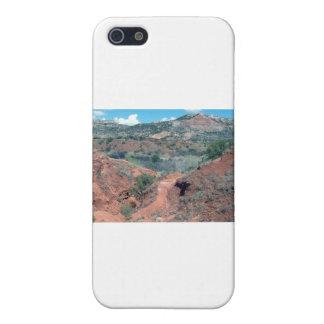 Palo Duro-Schlucht-Spur iPhone 5 Etui
