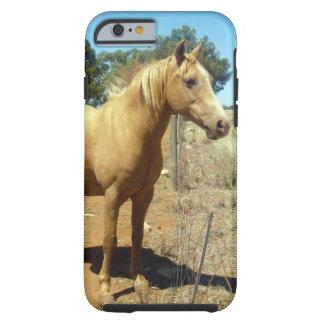 Palomino-Pferdeschönheit, Tough iPhone 6 Hülle