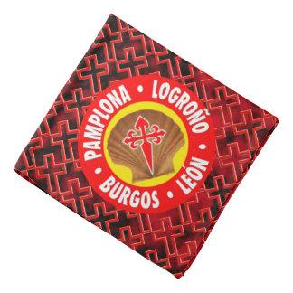 Pamplona Burgos León Logroño Halstuch