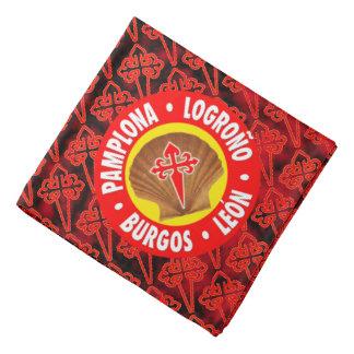Pamplona Burgos León Logroño Kopftuch
