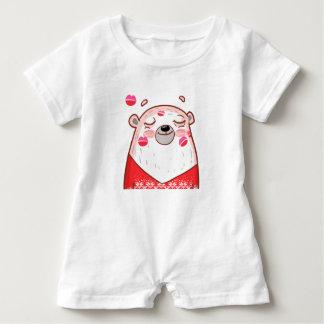 Pampu Liebe Baby Strampler