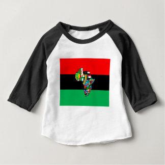Pan-afrikanisch bin ich mehr als der baby t-shirt