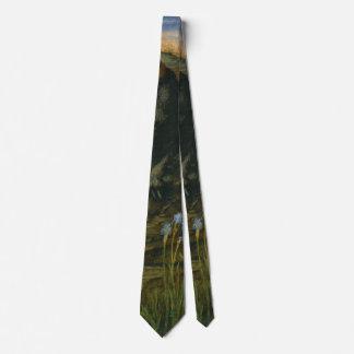 Pan und Psyche 1872 Bedruckte Krawatte