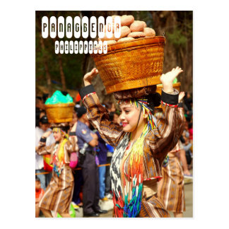 Panagbenga Festival Postkarte