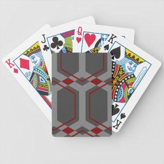 Panal (rote) Spielkarten