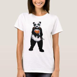 Panda 2 der Selbstmord-Gruppen-| T-Shirt