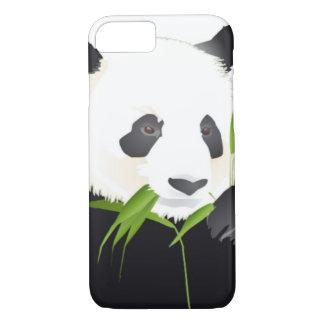 Panda-Bär iPhone 8/7 Hülle