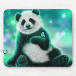 Panda-Bär Mousepad