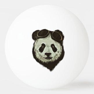 Panda-Bär Tischtennis Ball
