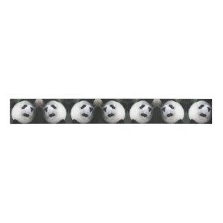 Panda-Bärn-Band Ripsband