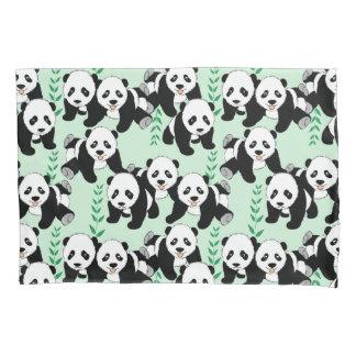 Panda-Bärn-Entwurf Kissenbezug