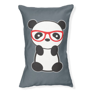 Panda-Bärn-Hundebett Haustierbett