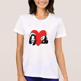 Panda-Bärn-Liebe T-Shirt