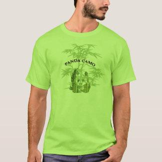 Panda-Camouflage-T-Stück T-Shirt
