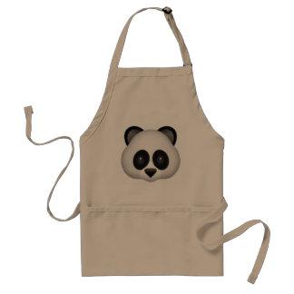 Panda - Emoji Schürze