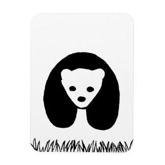 Panda-Fotomagnet Magnet