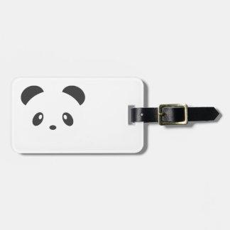 Panda-Gepäckanhänger Kofferanhänger