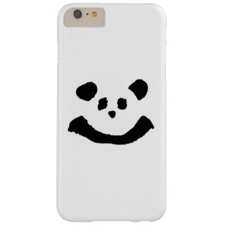 Panda-Gesicht Barely There iPhone 6 Plus Hülle