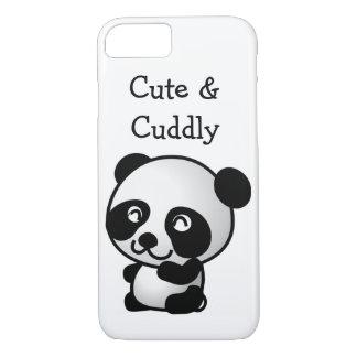 Panda iPhone 7 Fall iPhone 8/7 Hülle