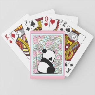 Panda-Spielkarten Spielkarten